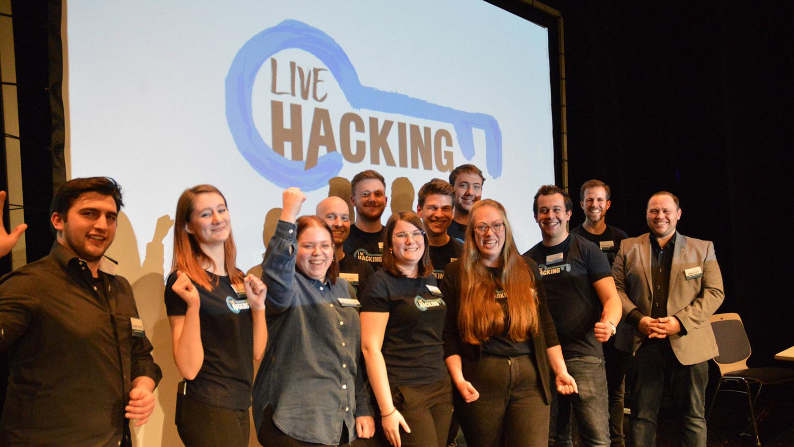 Live Hacking