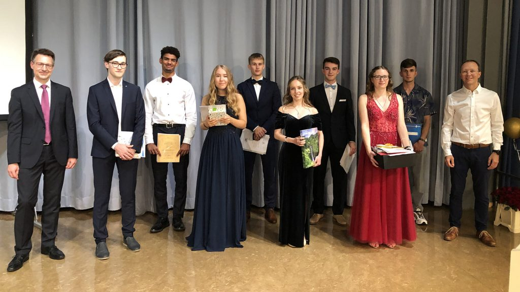 GSL Abitur Preise